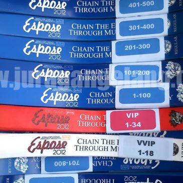 Tiket Gelang Juragan Gelang Untuk ESPOSE