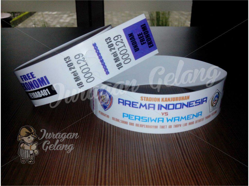 Tiket Gelang Indonesia